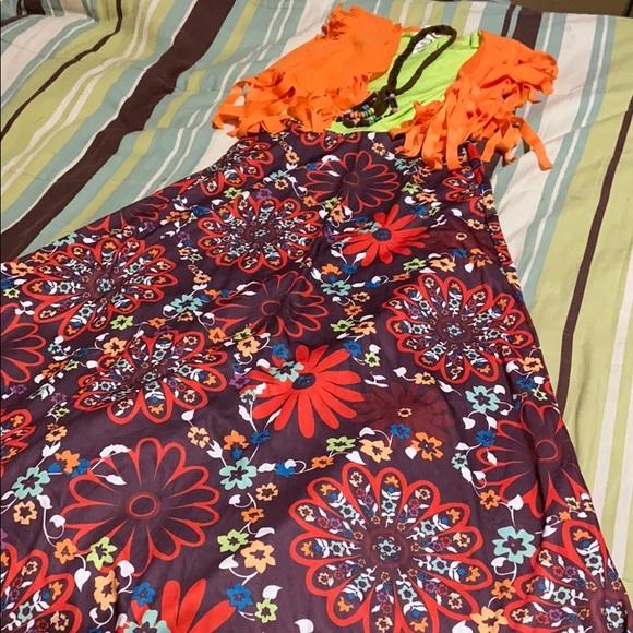 Dresses & Skirts - Women's Hippie Chick Costume. EUC!
